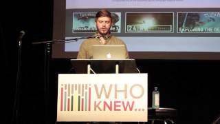 Gambar cover Kevin Grosch Talk | WHO KNEW 7.22.15