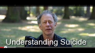 Three Things You Should Know about the Suicidal Mind