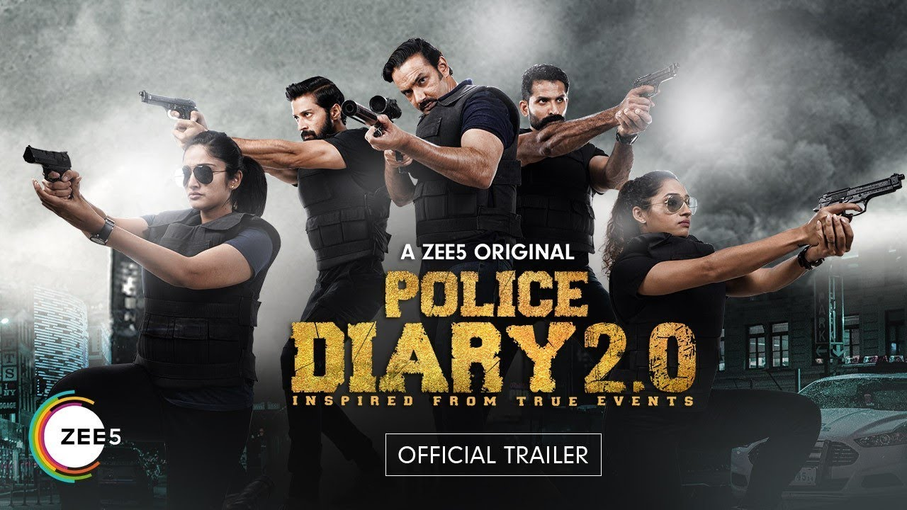 Police Diary 2.0 S01 2019 Web Series Hindi WebRip All Episodes 250mb 480p 700mb 720p