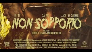 Salmo, Nitro, Jack The Smoker - Non Sopporto (feat. Stereoliez & Ceri) - (Official Video) - MM3