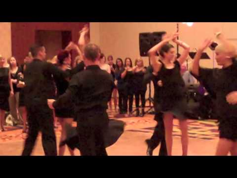 Baile Pachanga with Arthur Murray at the JW Part 1