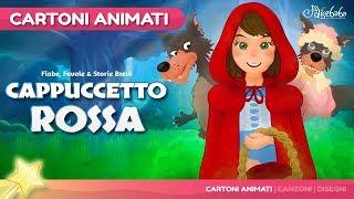 Cappuccetto Rosso storie per bambini | 9 minuto cartoni animati ita...
