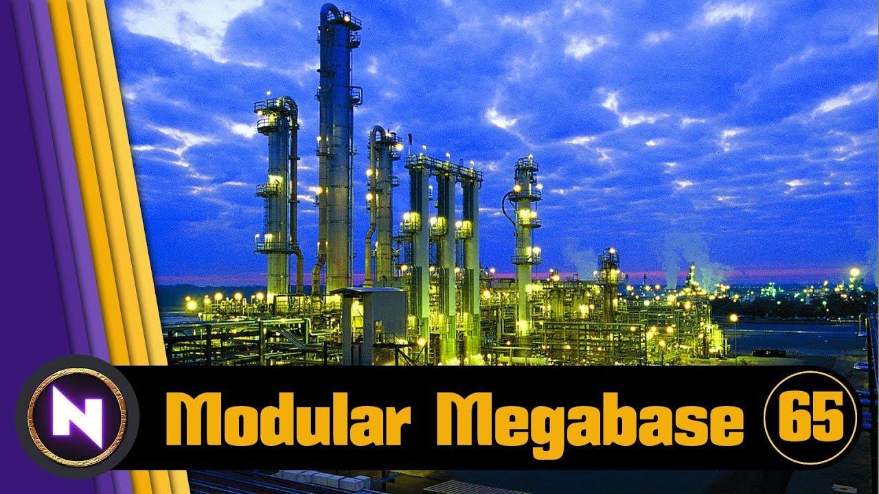 Factorio 0 16 Modular Megabase - E65 More Of Everything  Nilaus 31:41 HD