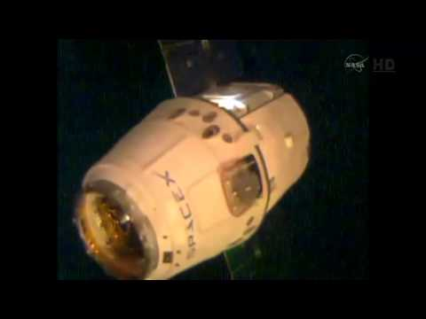 [ISS] SpaceX's Dragon CRS 4 Spacecraft Arrives at ISS with 3D Printer Amongst Cargo