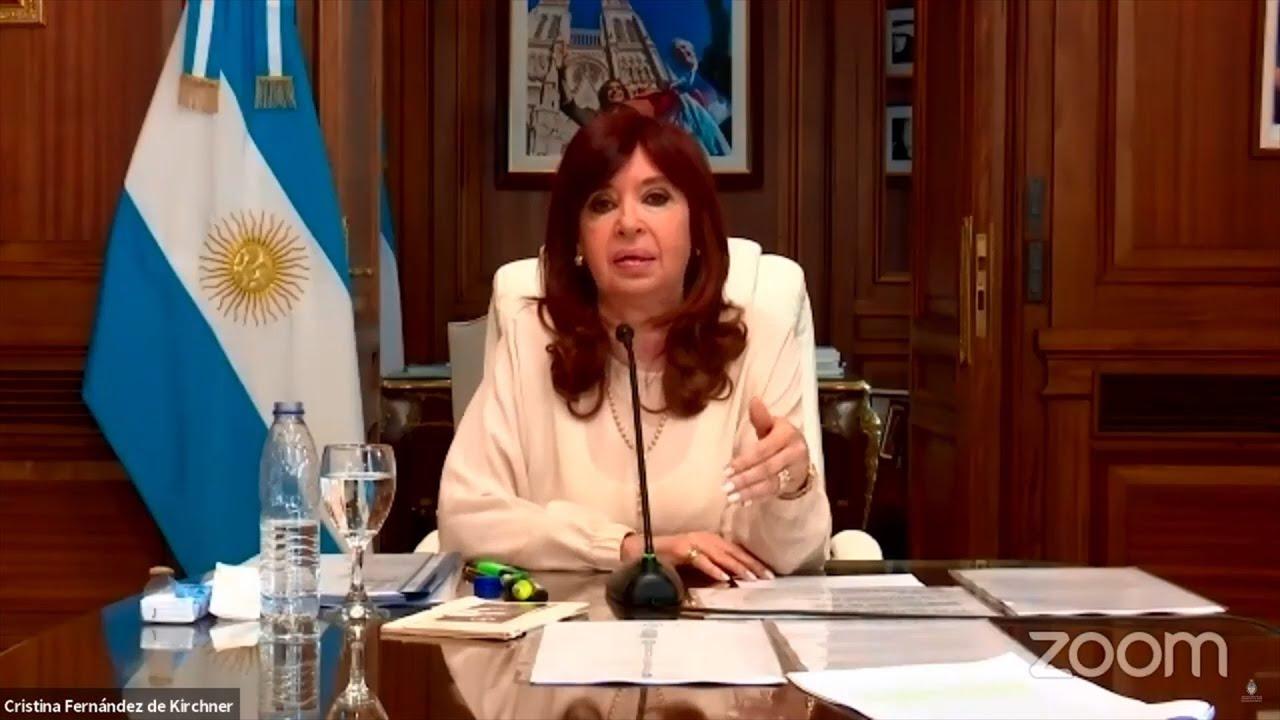 """Dólar futuro: Cristina habló de """"lawfare"""" en """"pleno apogeo"""""""