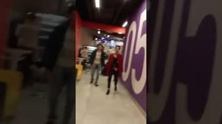 Долгожданная встреча участников 3 сезона ТАНЦЕВ на ТНТ!