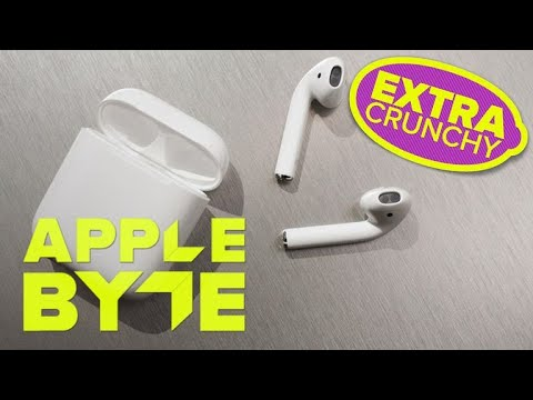 Apple's readying the next-gen AirPods for release this year
