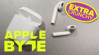 Apple's readying the next-gen AirPods for release this year (Apple Byte Extra Crunchy, Ep. 120)