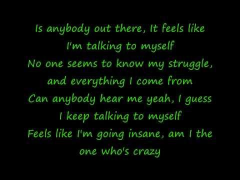 Eminem Ft. Kobe Talking 2 Myself LYRICS