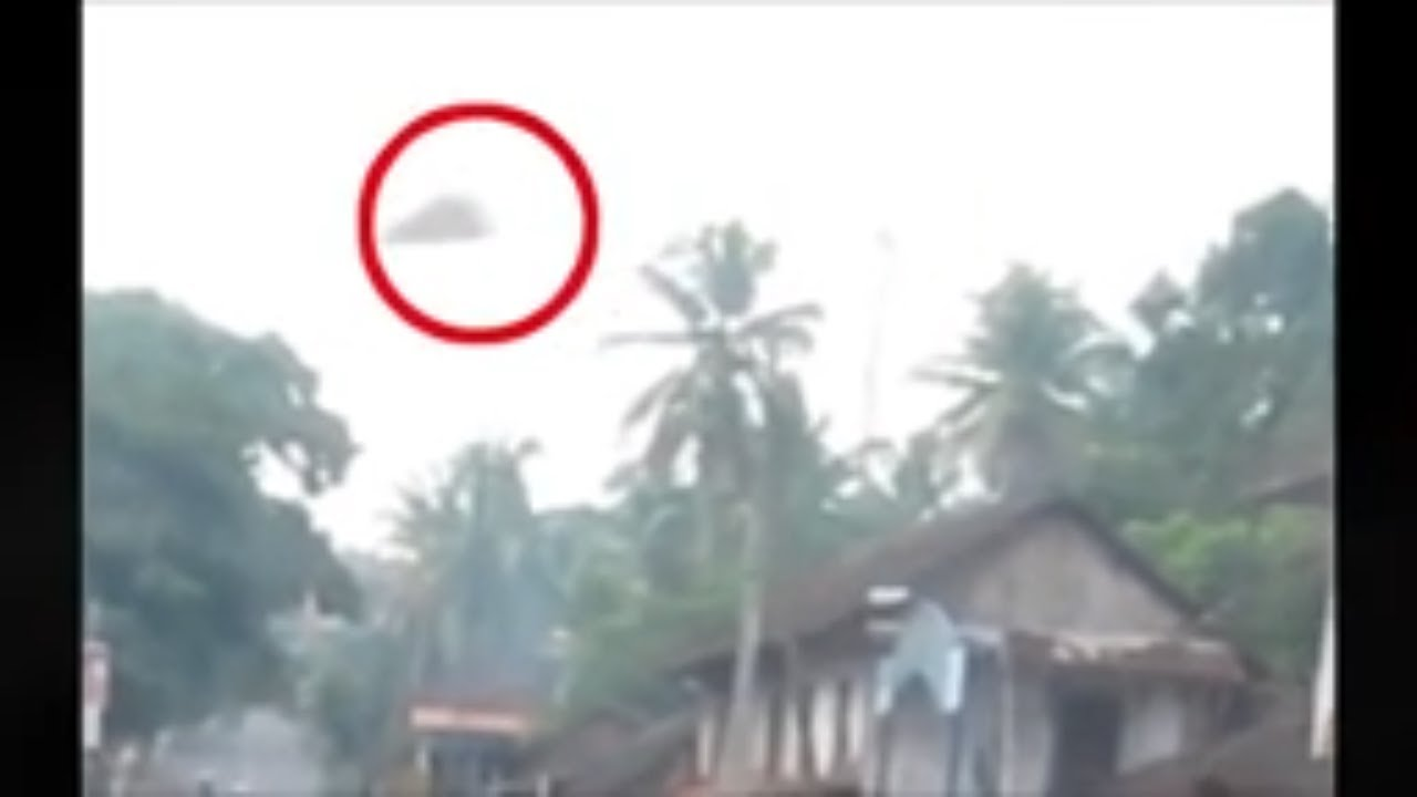 TOP 5 UFO SIGHTINGS EVER RECORDED ON CAMERA