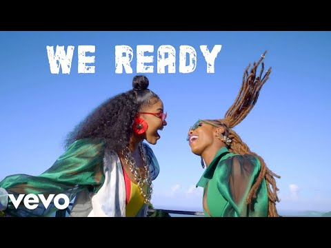 Nailah Blackman, Shenseea - We Ready (Champion Gyal)
