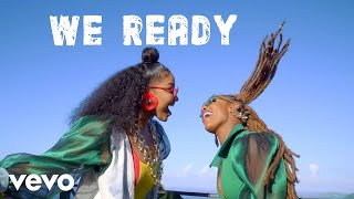 Смотреть клип Nailah Blackman, Shenseea - We Ready