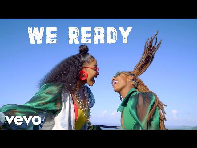 Nailah Blackman Shenseea - We Ready