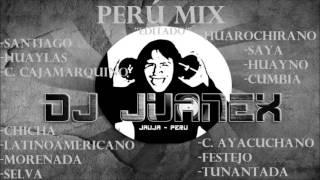 BAILABLES  MIX DEL  PERU  DJ  JUANEX  JAUJA  PERU