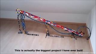 The biggest Lego Project I'm building!