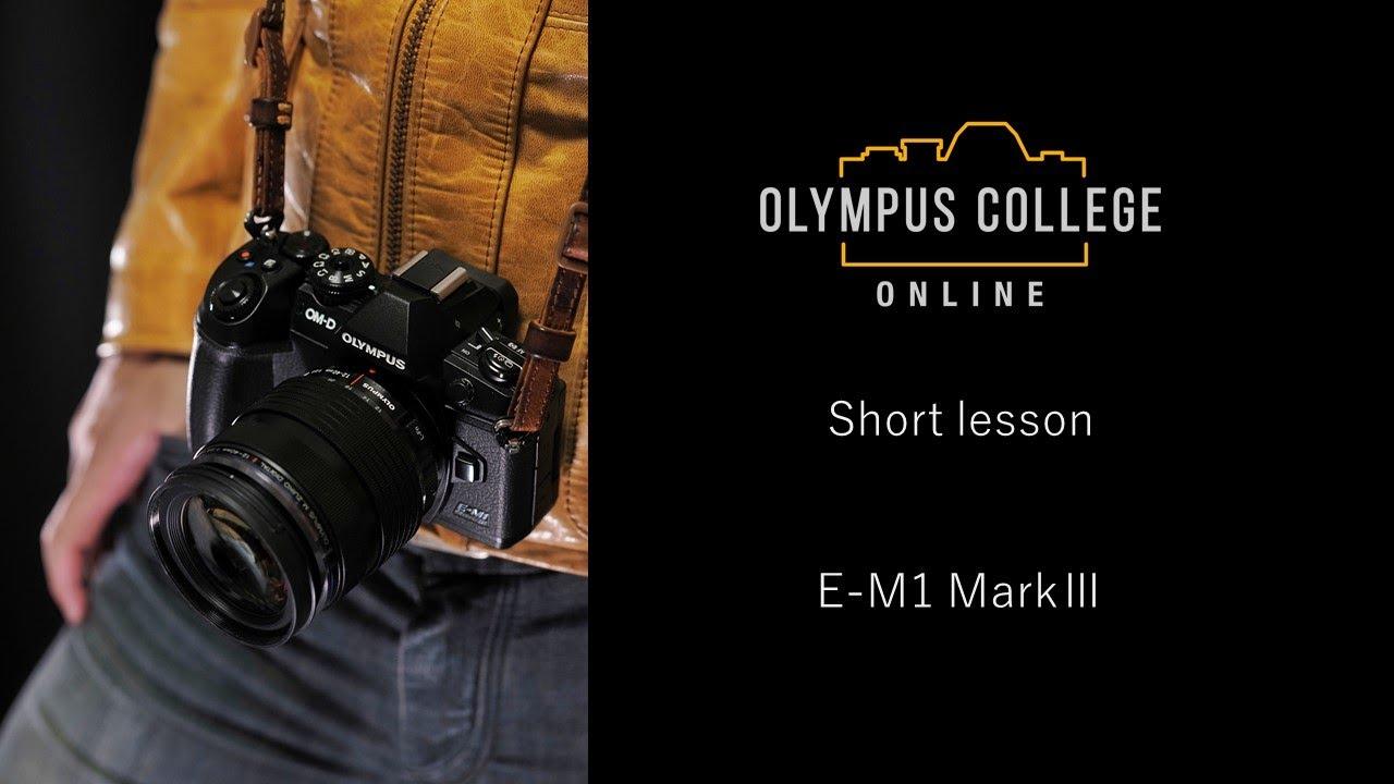Omd em1 mark3 オリンパス