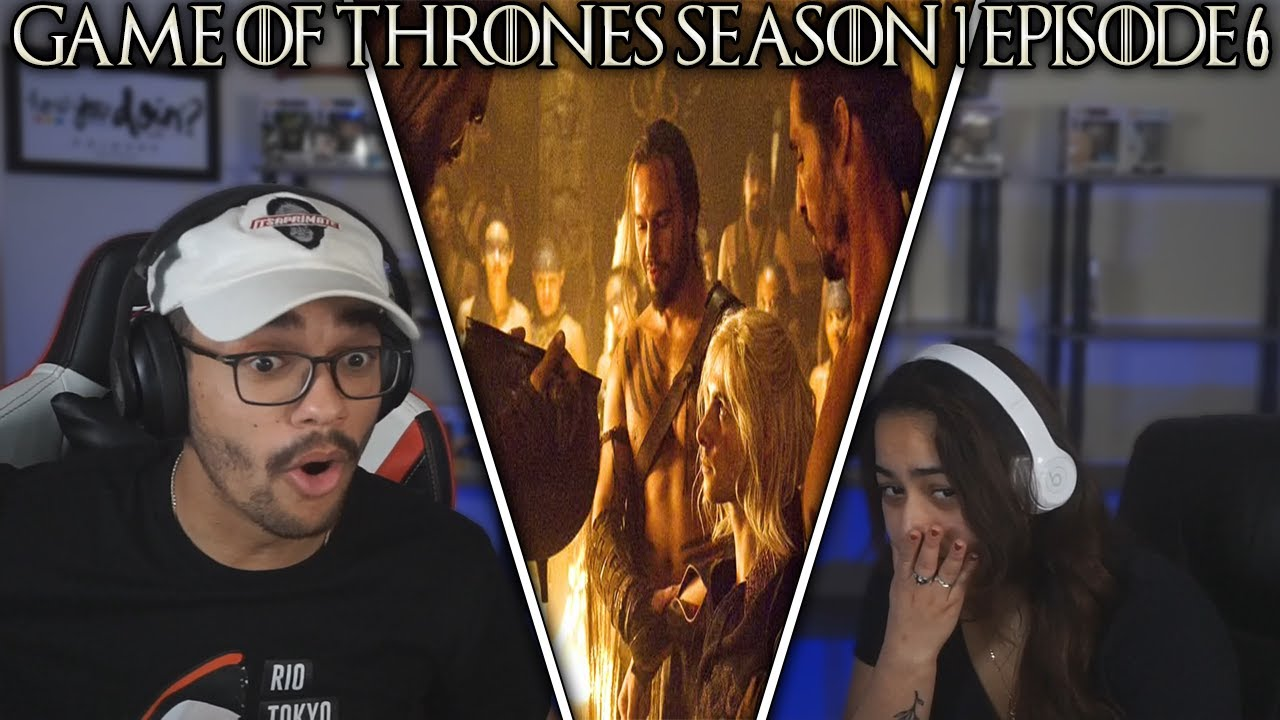 Download Game of Thrones Season 1 Episode 6 Reaction! - A Golden Crown