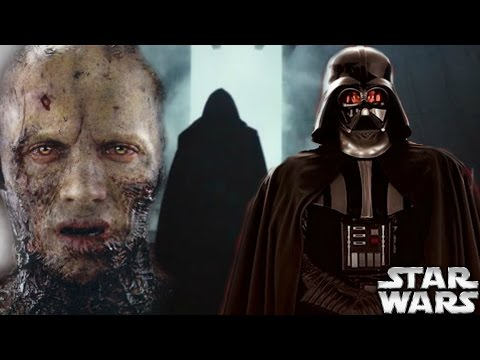 Rogue One A Star Wars Story Darth Vader Scenes Explained, Vader's Castle/Cloaked Figure