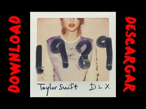 Download Taylor Swift 1989 / Descargar Taylor Swift 1989