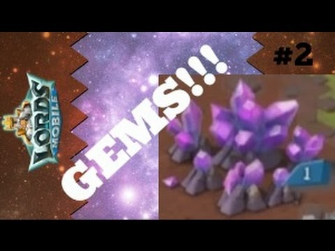 Lords Mobile: KvK Is Over, Gem Lodes And And Do Base Benefits Work? #Episode 2