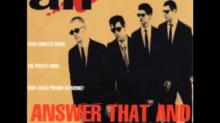 """AFI """"Answer That and Stay Fashionable"""" (full album) (1995)"""
