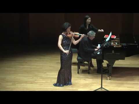Mozart Violin Sonata No.21, No.28 / Schubert Violin Sonata No.1 l OPUS Master's