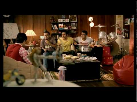 Tata DOCOMO Ageekthing TV Ad - Samsung Galaxy i7500