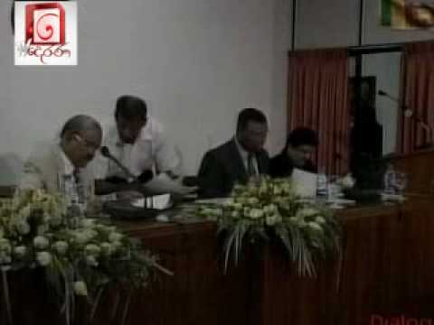 Nominations handed over for Presidential Election 2010
