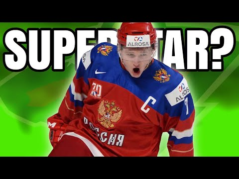 Can This Russian Prospect Save The Minnesota Wild?