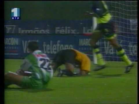 06J :: Rio Ave - 0 x Sporting - 1 de 1998/1999