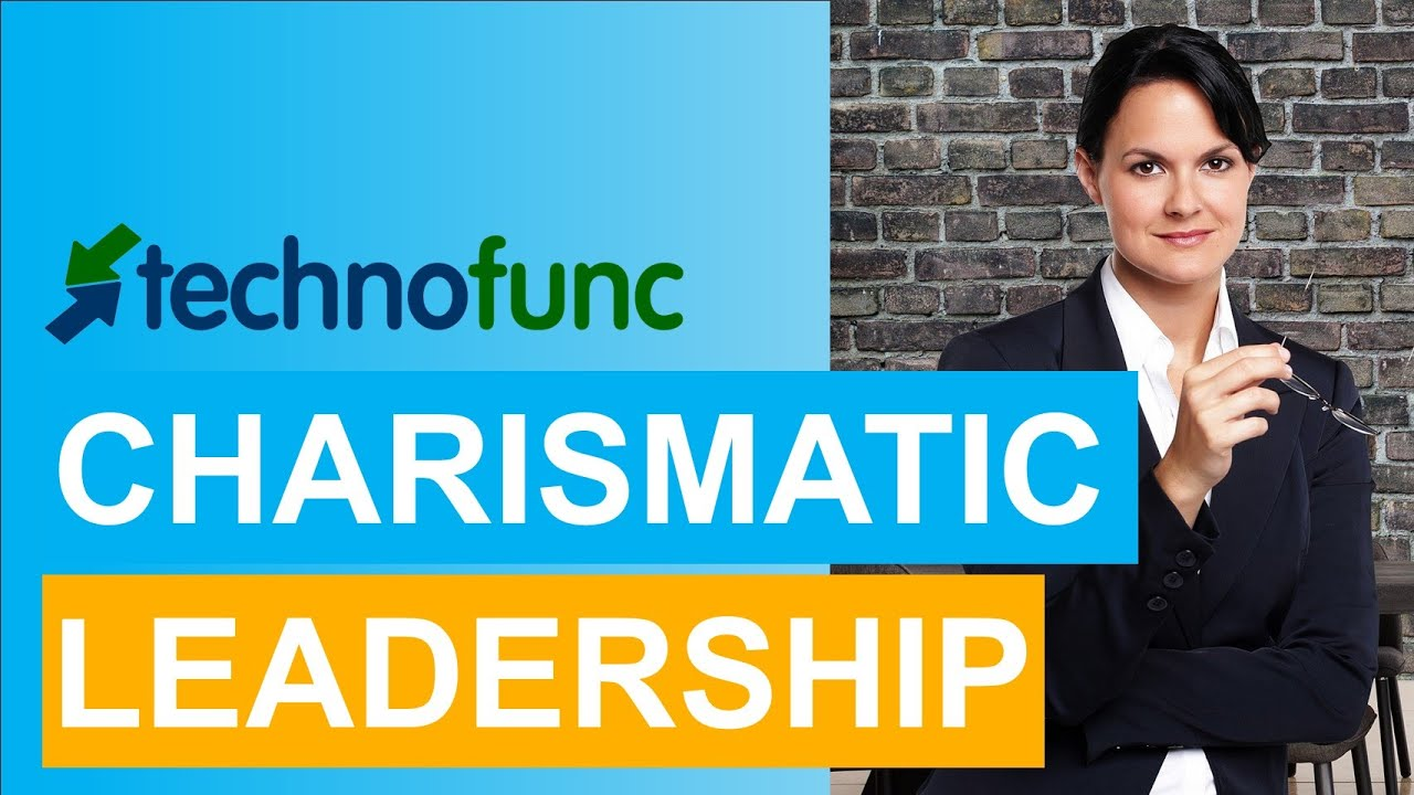 charasmatic leaders I guess charismatic leaders can be born but may not be capable of leading an organisation unlike the transformational leader.