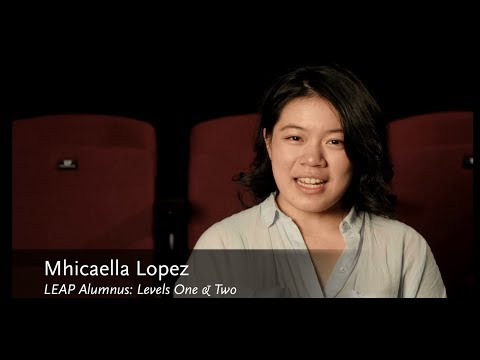LEAP Playwriting Intensive Student Profiles: Mhicaella