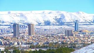 Зима в Курдистане!!!