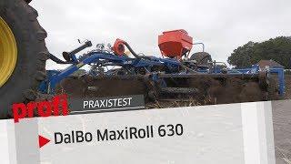 Dal Bo MaxiRoll 630 Messerwalze | profi #Praxistest