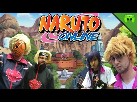 GRILLPARTY 🎮 Naruto Online