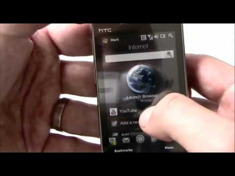 HTC Touch Diamond2 - Review, Part 1