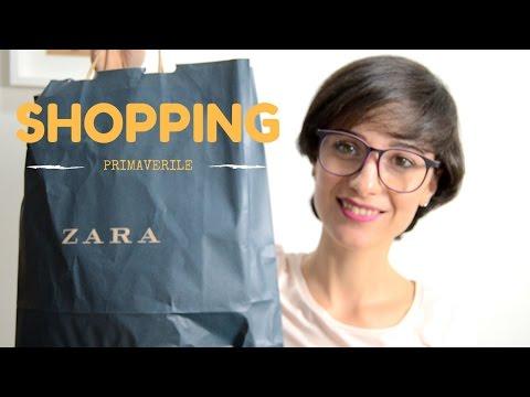 Nuovo S H O P P I N G primaverile ! Zara & Pull&Bear
