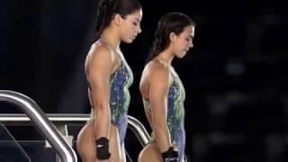 В Олимпийской деревне в Рио разразился секс скандал с участием двух прыгуний в воду и гребца