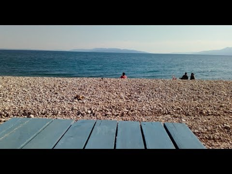 Plaža Kantrida Rijeka - Beach Rijeka Croatia