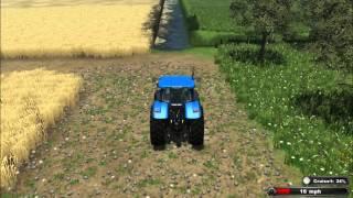 Farming Simulator 2011 [W.I.P.] Map 'Het Zwarterwaterland'