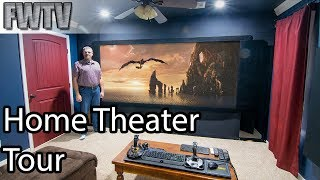 Home Theater Tour