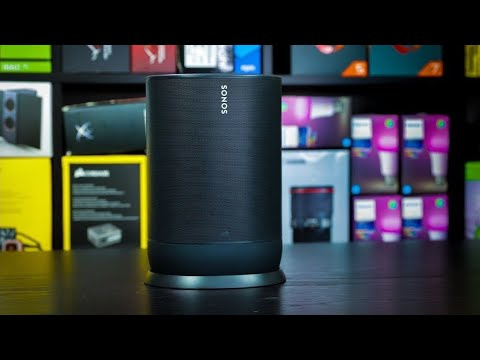 SONOS Move In Depth Review Worth $400?