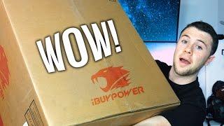 MASSIVE BOX from iBuyPower!!!