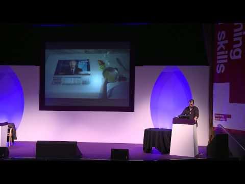 Learning Technologies 2012 - Steve Wheeler - New Technologies