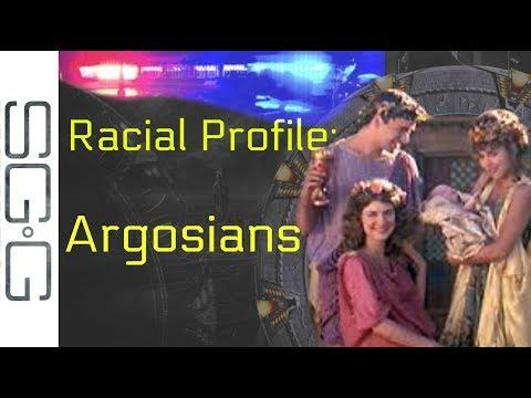 Racial Profile : Argosians