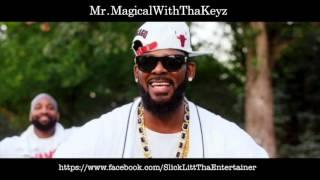 R. Kelly - Backyard Party (Instrumental)