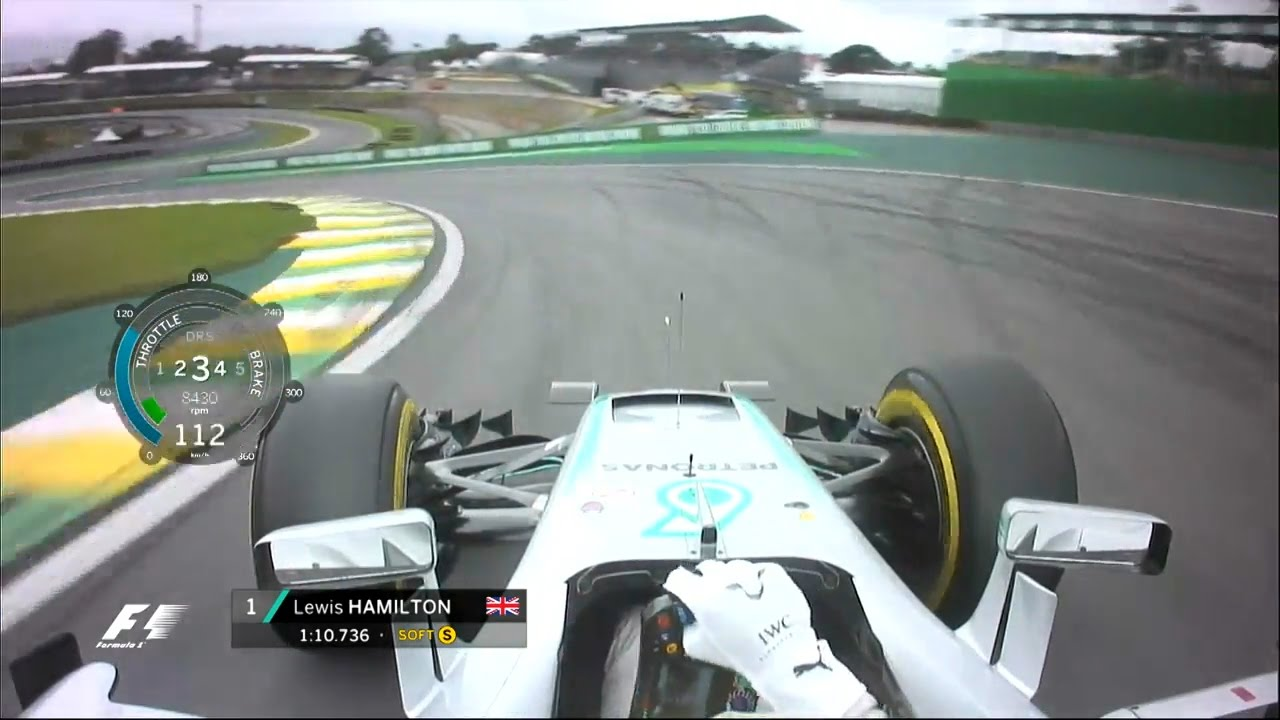 Fórmula 1 em Interlagos - Vol. I (Portuguese Edition)
