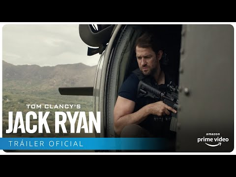 Jack Ryan 2 - Tráiler Oficial   Amazon Prime Video