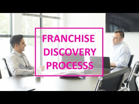 Franchise Discovery Process