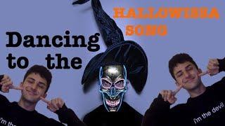 DANCING TO THE HALLOWISSA SONG BY ISSA TWAIMZ